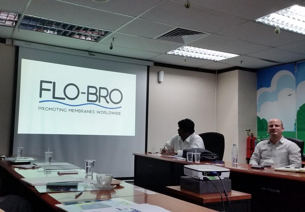 Flo-Bro presentatie