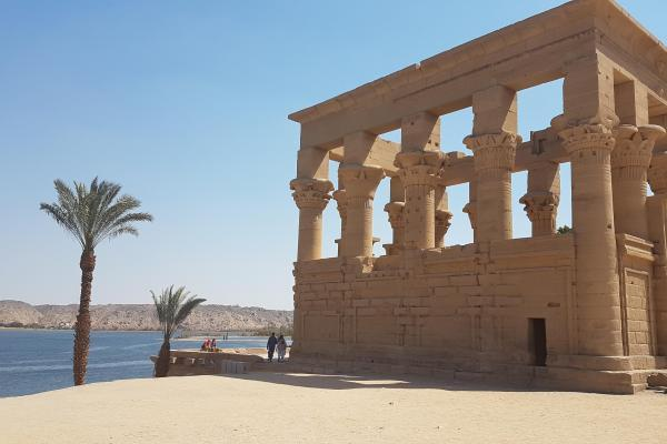 Philae Temple, Aswan, Egypt - Flo-Bro