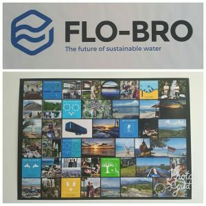 Posters office Flo-Bro -