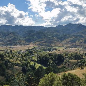 Flo-Bro | View over Myanmar