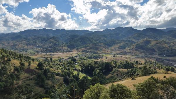 Flo-Bro   View over Myanmar