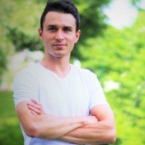 Radek Oborný - Portrait